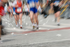 Marathon Royalty Free Stock Photography