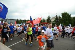 Marathon Stock Fotografie