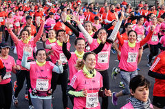 Marathon lizenzfreies stockfoto