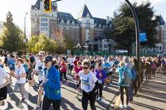 Marathon Photos libres de droits