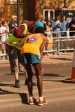 Marathon AMANUEL MESEL de Londres Photo stock
