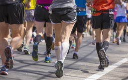 The Marathon Stock Photography