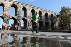 38 Marathon d'Istanbul Image stock