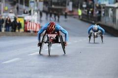 38 Marathon d'Istanbul Images libres de droits