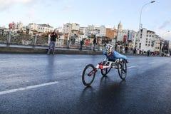 38 Marathon d'Istanbul Images stock