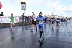 38 Marathon d'Istanbul Photographie stock libre de droits