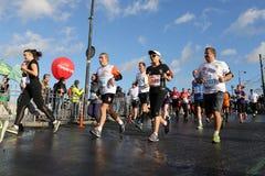 38 Marathon d'Istanbul Photo stock