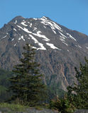 Marathon de bâti, Alaska Images stock