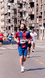 Marathon de Belgrade Image stock