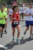 Marathon 2014 de Belgrade Photo stock