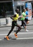 Marathon 2014 de Belgrade Images libres de droits