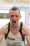 Marathon de Duesseldorf Photo libre de droits