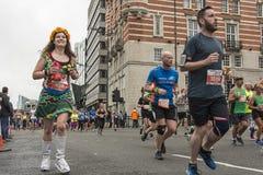 Marathon 2017 de Liverpool Image stock