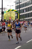 marathon de Londres Photographie stock