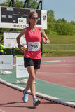 Marathon 2015 de Manitoba Photos stock
