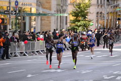 Marathon 2016 de New York City photos stock