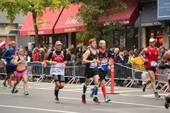Marathon de 2017 NYC photos libres de droits
