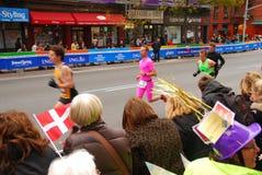 Marathon 2013 de NYC Image stock