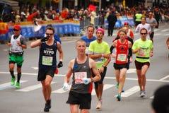 Marathon 2013 de NYC Photographie stock libre de droits