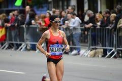 Marathon de 2017 NYC - femmes Images libres de droits