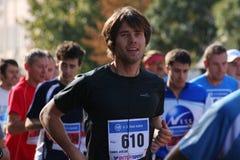 Marathon de paix de Kosice image stock