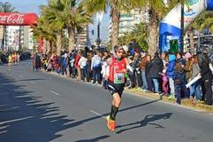 Marathon Endurance Race Royalty Free Stock Photos