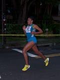 Marathon F5 de Honolulu Photographie stock libre de droits