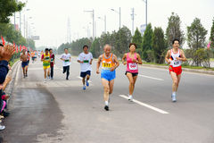 Marathon game Royalty Free Stock Photography