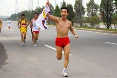 Marathon game Stock Photos