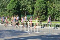 Marathon game Royalty Free Stock Photo