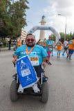 Marathon in Greece Royalty Free Stock Image