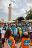 Marathon in Greece Stock Images
