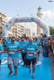 Marathon in Greece Royalty Free Stock Photography