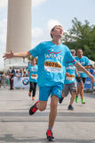 Marathon in Greece Stock Image
