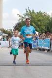 Marathon in Griekenland Stock Fotografie