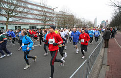 Marathon The Hague Stock Images