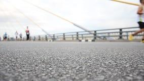 Marathon. HD stock footage