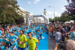 Free Marathon In Greece Royalty Free Stock Photos - 60064478