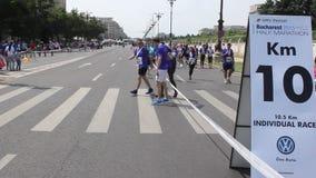Marathon stock footage
