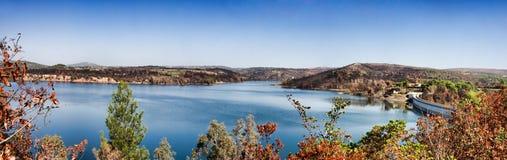 Marathon Lake Stock Photo