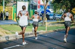 Marathon Lima 42k stockbild