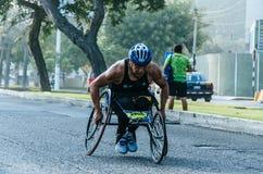 Marathon Lima 42k photo libre de droits