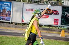 Marathon Lima 42k photo stock