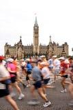 Marathon - Parliament - Group Stock Photos