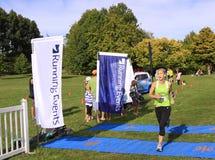 Marathon race Royalty Free Stock Images