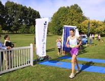 Marathon race Royalty Free Stock Photo