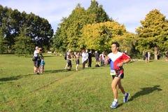 Marathon race Royalty Free Stock Photography