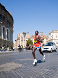 Marathon Rome Stock Images