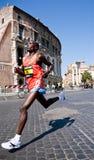 marathon Rome Photos libres de droits