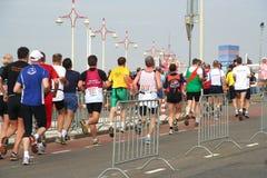 Marathon Runners Royalty Free Stock Photo